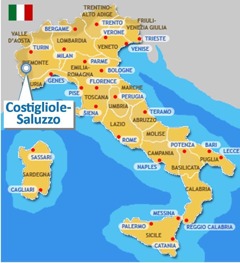 villes en italie du nord